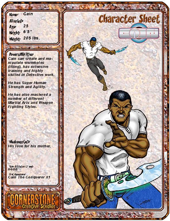 Cain Card